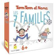 Tom-Tom et Nana ; les 7 familles - Couverture - Format classique
