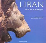 Liban ; Entre Mer Et Montagnes - Intérieur - Format classique