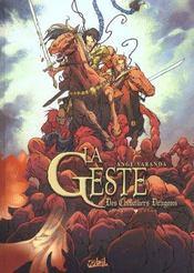 La Geste Des Chevaliers Dragons T.1 ; Jaina - Intérieur - Format classique