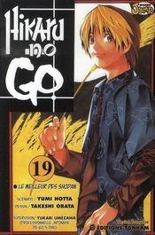 Hikaru no go T.19 ; le meilleur des Shodan - Intérieur - Format classique