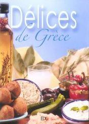 Delices De Grece - Intérieur - Format classique