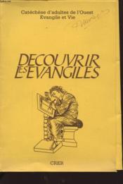 Decouvrir Les Evangiles - Couverture - Format classique