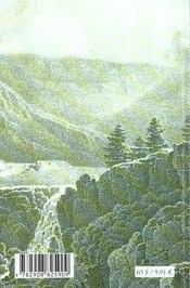 Vie Cachee (La) - 4ème de couverture - Format classique