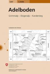 Adelboden - Couverture - Format classique