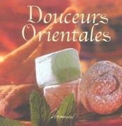 Douceurs orientales - Intérieur - Format classique