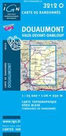 Douaumont ; Vaux-Devant-Damloup - Couverture - Format classique
