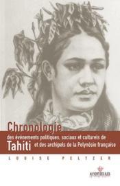 Ile Polynesie/tahiti - Couverture - Format classique