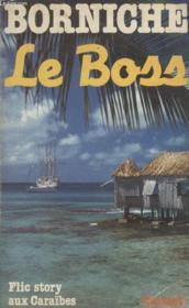 Le Boss. - Couverture - Format classique