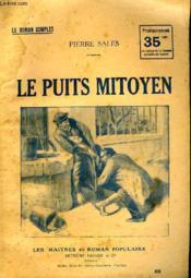 Le Puits Mitoyen. - Couverture - Format classique