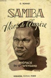 Samba, Heros De L'Empire - Couverture - Format classique