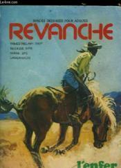 Revanche - Couverture - Format classique