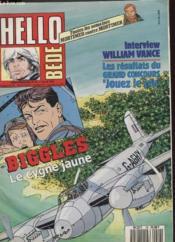 Hello Bede N°14 - Biggles Le Cygnes Jaunes - Couverture - Format classique