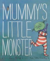 Mummy'S Little Monster - Couverture - Format classique