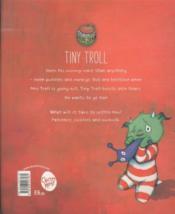 Mummy'S Little Monster - 4ème de couverture - Format classique