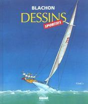 Dessins sportifs t.2 - Intérieur - Format classique