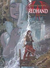 Redhand T.2 ; L'Arme Des Dieux - Intérieur - Format classique