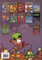 Kid Paddle t.2 ; carnage total - 4ème de couverture - Format classique