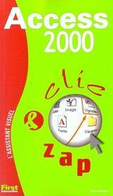 Assistant visuel access 2000 clic & zap - Intérieur - Format classique