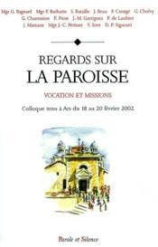 Regards Sur La Paroisse - Couverture - Format classique