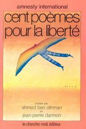 Cent poemes pour la liberte - Intérieur - Format classique