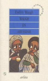 Waugh En Abyssinie - Couverture - Format classique