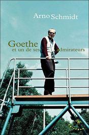 Goethe et un de ses admirateurs - Intérieur - Format classique