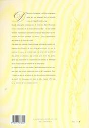 La calligraphie arabe - 4ème de couverture - Format classique