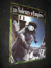 Les Voleurs D'Empires T.4 ; Frappe-Misere - Couverture - Format classique