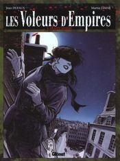 Les Voleurs D'Empires T.4 ; Frappe-Misere - Intérieur - Format classique