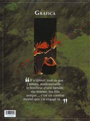 Les Voleurs D'Empires T.4 ; Frappe-Misere - 4ème de couverture - Format classique