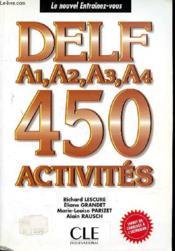 450 delf francais - Couverture - Format classique