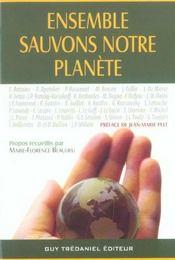Ensemble Sauvons Notre Planete - Intérieur - Format classique
