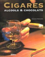 Cigares, Alcools & Chocolats - Intérieur - Format classique