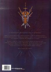 Les lames de yulinn t.1 ; l'aube du mal - 4ème de couverture - Format classique