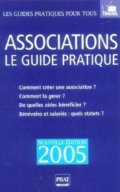 Associations, Le Guide Pratique 2005 - Couverture - Format classique