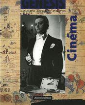 GENESIS N.28 ; cinéma - Intérieur - Format classique