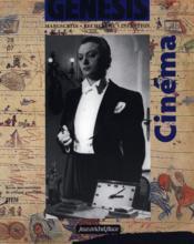GENESIS N.28 ; cinéma - Couverture - Format classique