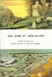 Âge d'or et apocalypse - Couverture - Format classique