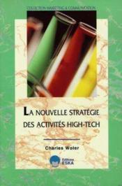Les Nouvelles Strategies Des Activites Hi-Tech - Couverture - Format classique