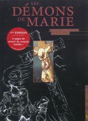Les démons de Marie t.1; l'expérience du professeur Mesmer - Intérieur - Format classique