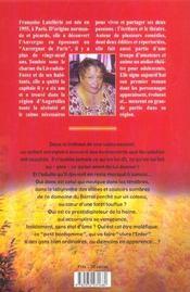 Les Yeux Du Diable - 4ème de couverture - Format classique
