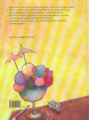 Cache-Cache Avec Bouli - 4ème de couverture - Format classique