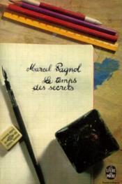 Le temps des secrets (texte intégral) - Couverture - Format classique