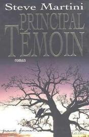 Principal temoin - Couverture - Format classique