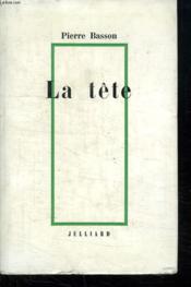 La Tete. - Couverture - Format classique