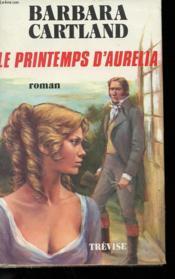 Le Printemps D'Aurelia - Couverture - Format classique