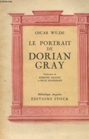 Le Portrait De Monsieur W.H. - Couverture - Format classique
