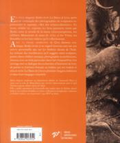 Rodin et la danse de Civa - 4ème de couverture - Format classique