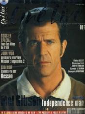 CINE LIVE - N° 36 - Mel GIBSON: independance man - Couverture - Format classique