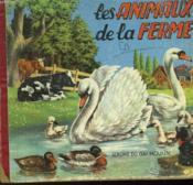 Les Animaux De La Ferme - Couverture - Format classique